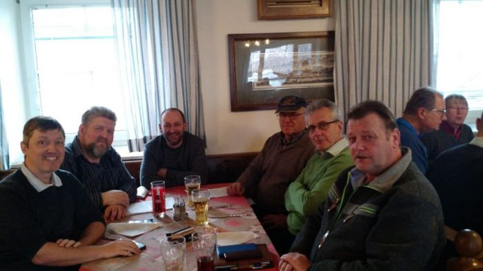 1. Treffen der AG Vogel