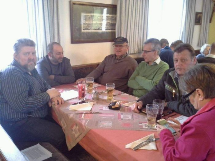 Treffen der AG Vogel